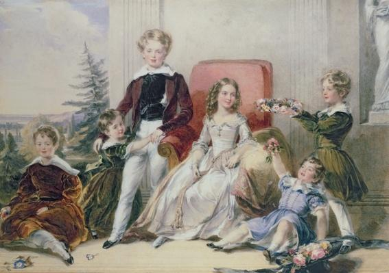 Children of Elhanan Bicknell