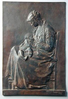 Mother and Child, 1892