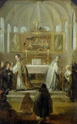 The Communion, 1649-51