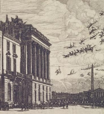 Le Ministere de la Marine, 1865