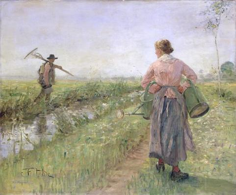 In the Morning, 1889