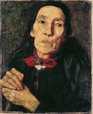 The Old Farmer, 1875