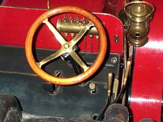 Governor Button | Ken Burns: Horatio's Drive
