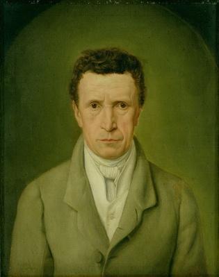 Portrait of Johann Friedrich Nikolaus Oldach