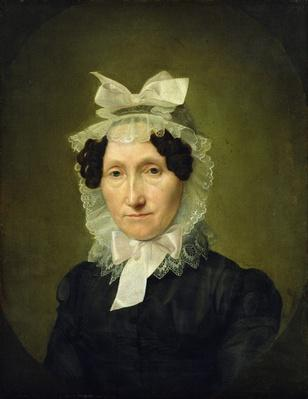 Portrait of Catharina Maria Oldach