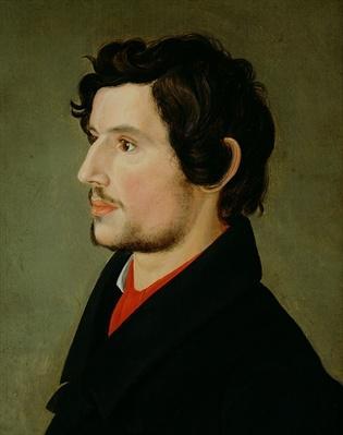 Portrait of Otto Sigismund Runge