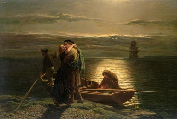 The Emigrant, 1858