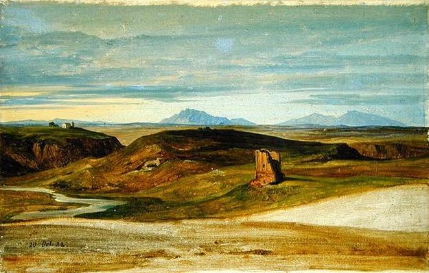 In Campagna, 1822