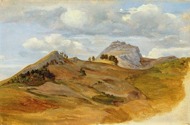 View of Civitella, 1822