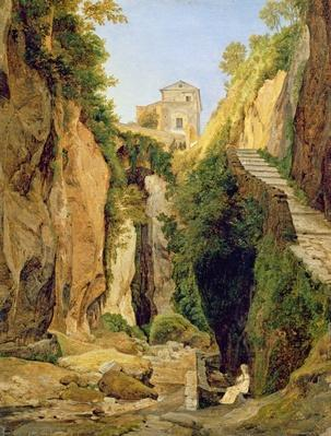 Ravine at Sorrento, 1823