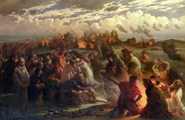 Walpurghis Night, 1862