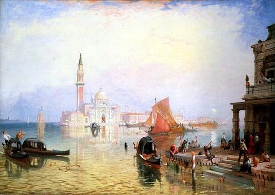 Venetian Scene, 19th century