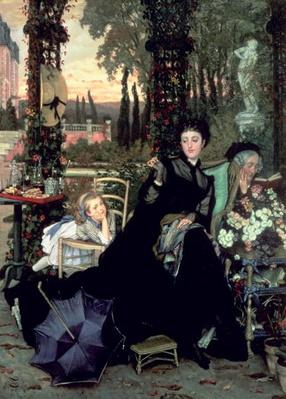 The Widow, 1868