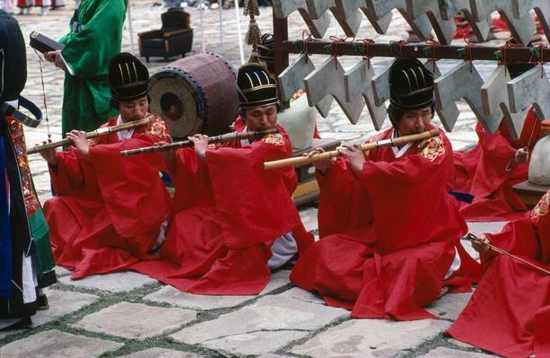 Confucian Rites Orchestra | World Religions: Confucianism
