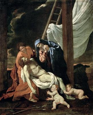 The Deposition, c.1630