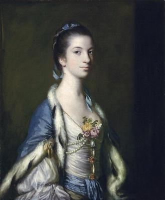 Portrait of a Lady, 1758