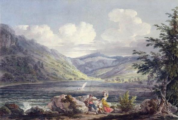 Haweswater, Westmoreland, c.1795