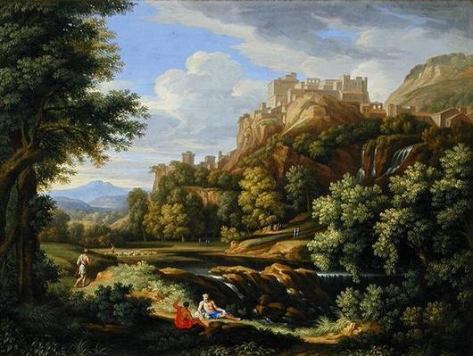 Classical Landscape, 1717