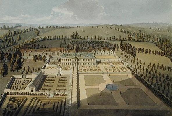 View of Sarsden