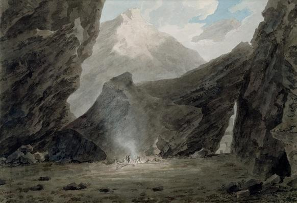 Near Chiavenna in the Grisons, c.1779