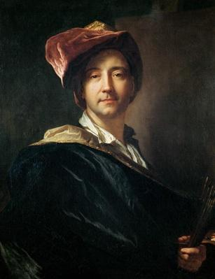 Self Portrait in a Turban, 1700
