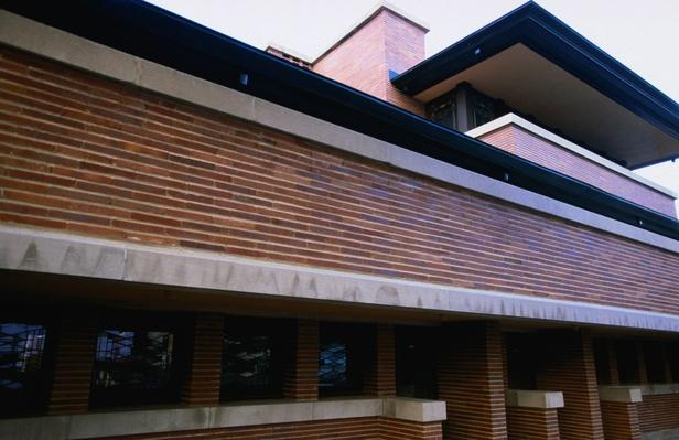 Frank Lloyd Wright's Robie House | Famous American Architecture