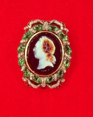 Cameo of Louis XV