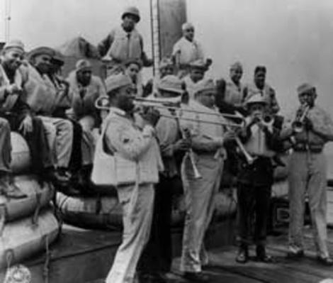 Black Troops in the Navy Band | Ken Burns: Jazz