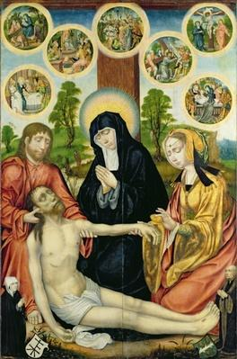 The Lamentation of the Dead Christ, c.1520