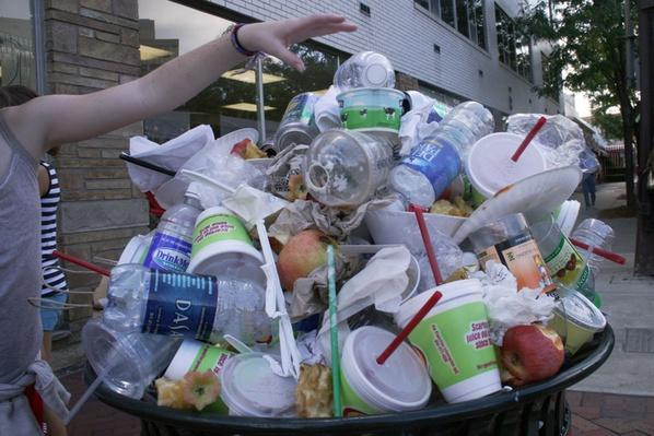 Do Now: How Much Plastic Do You Use In a Day?