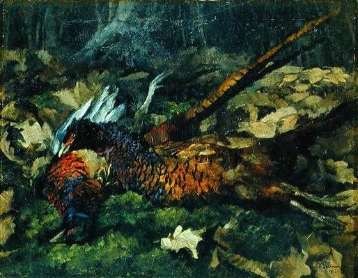 Pheasants, 1873