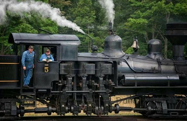 Cass WV and Scenic Railroad