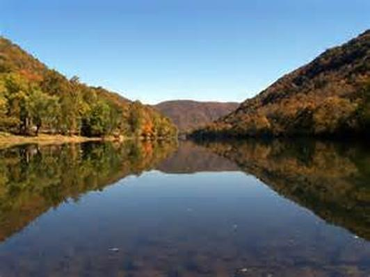 The New River National River