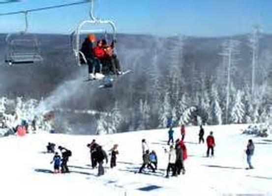 West Virginia's First Ski Resort