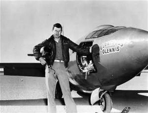 "General Charles ""Chuck"" Yeager"