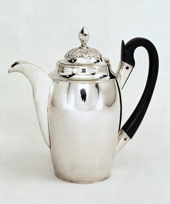 Chocolate pot, Leningrad, 1804