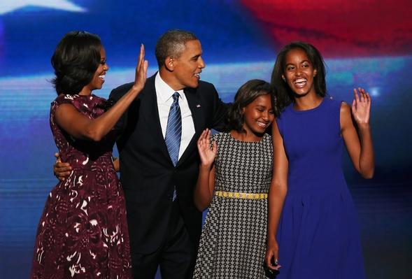 Obama Accepts Nomination On Final Day Of Democratic National Convention | U.S. Presidential Elections 2012