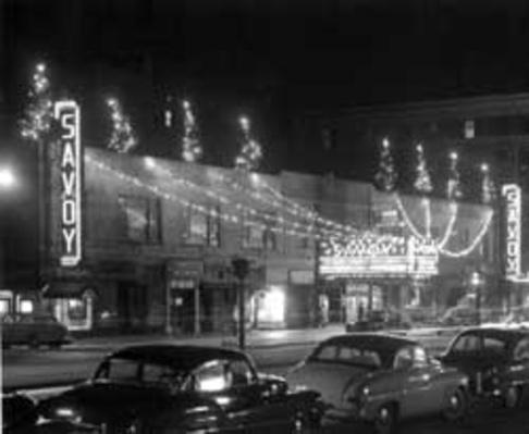 Savoy Ballroom at Night | Ken Burns: Jazz