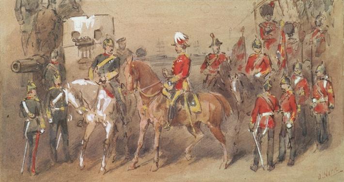 General Sir Garnet Wolseley