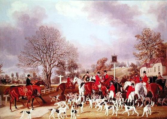 The Hertfordshire Hunt
