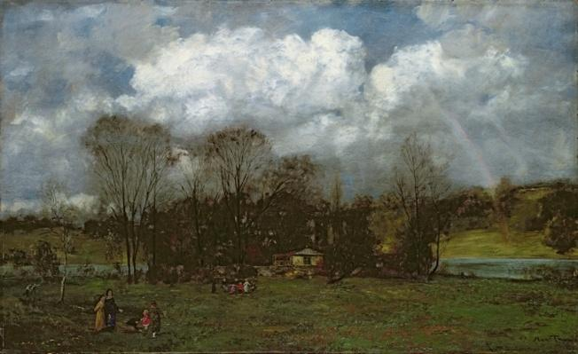 Early Spring, c.1868