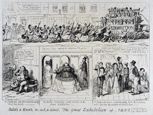 Mayhew's Great Exhibition of 1851: Odds and Ends, in, out, and about, 1851