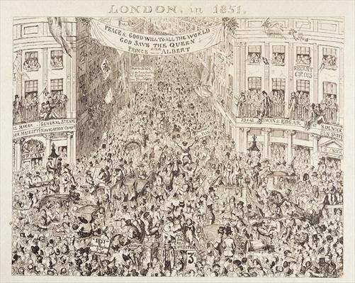 Mayhew's Great Exhibition of 1851: London in 1851, 1851