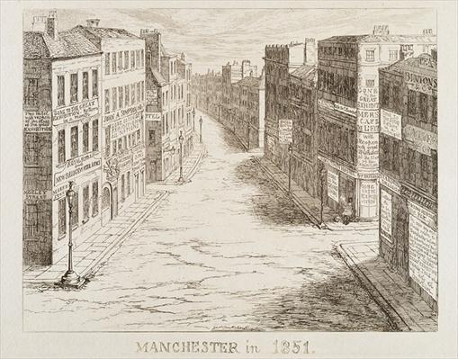 Mayhew's Great Exhibition of 1851: Manchester in 1851