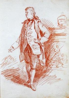 Portrait of a Man, called Edward Gibbon