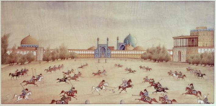 Polo at Isfahan