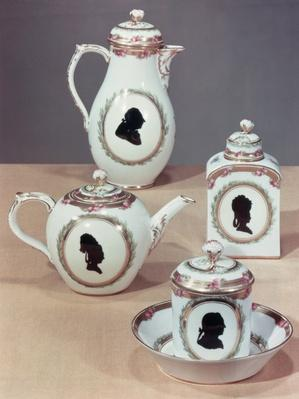 Meissen tea service