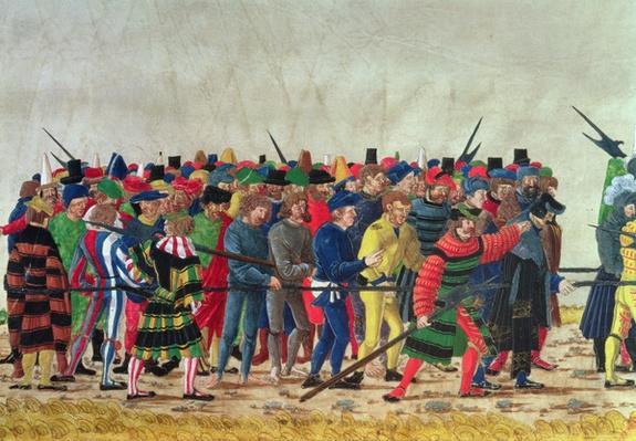 Halberdiers of Maximilian I