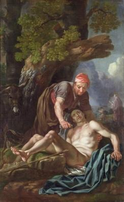 The Good Samaritan, c.1751-52