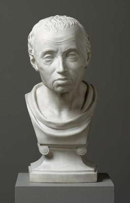Portrait of Emmanuel Kant
